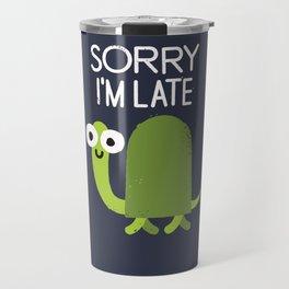Tardy Animal Travel Mug