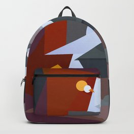 The stolen planet Backpack