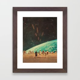 The Others Framed Art Print