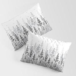 White field Pillow Sham