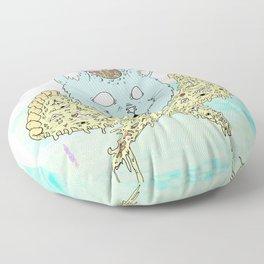 PIZZACAT I Floor Pillow
