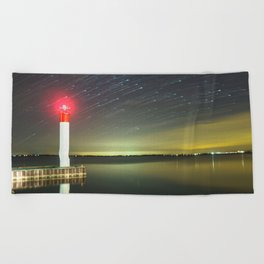 Lake Erie 4 Beach Towel