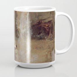 The Magic Circle, John William Waterhouse Coffee Mug