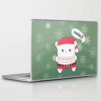cookies Laptop & iPad Skins featuring cookies? by techjulie