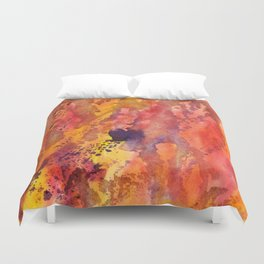 Abstract No. 253 Duvet Cover