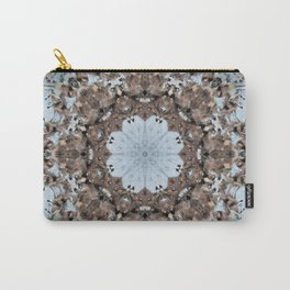Ducks on the Lake (Mandala 250blde) Carry-All Pouch