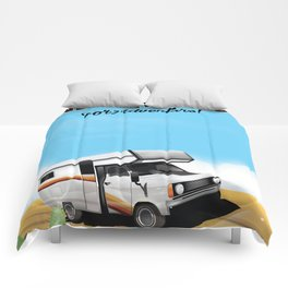 New Mexico - For Adventure Comforters