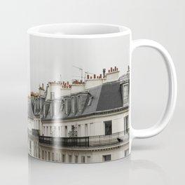 Traditional Paris Rooftops  Coffee Mug