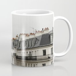 Traditional Paris Rooftops  Coffee Mug