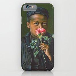 Vintage African American Art iPhone Case