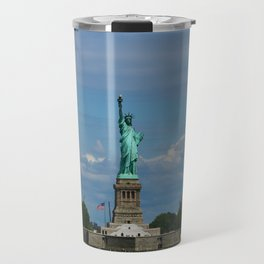 Lady Liberty Travel Mug