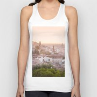 florence Tank Tops featuring Florence by ocophoto
