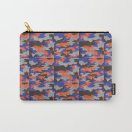 Camo pattern Carry-All Pouch