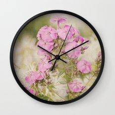 Summer Happy Wall Clock