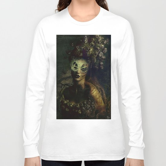 The guard of the purgatory Long Sleeve T-shirt