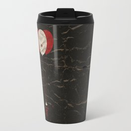 Pennywise the Clown - Stephen King's IT Inspired vintage movie poster Travel Mug