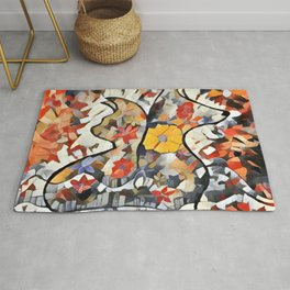 C and D Lovers 2 Rug