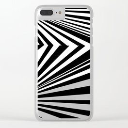 Hypnotize Clear iPhone Case