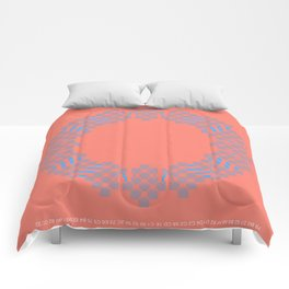 """Aurora"" series #1 Comforters"
