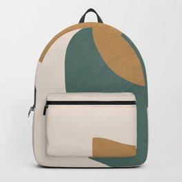 Abstract Minimal Shapes III Backpack