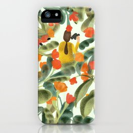 Spying On You iPhone Case