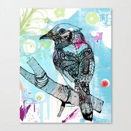 Pakhi  Canvas Print