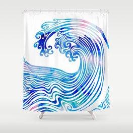 Waveland Shower Curtain