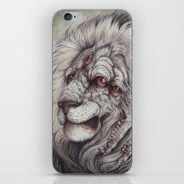 the Nemean Lion iPhone Skin