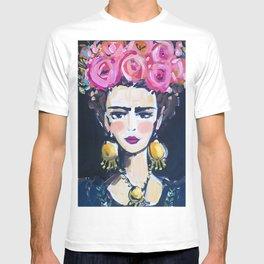 Folklorico Frida T-shirt