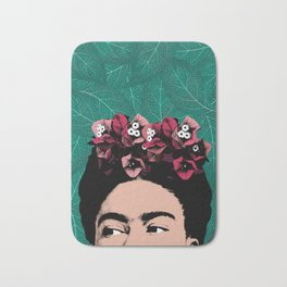 Floral Frida Bath Mat