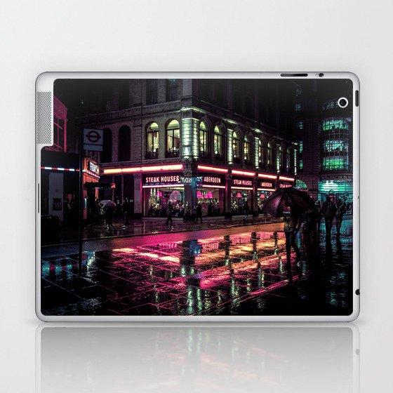 London Nights / Liam Wong Laptop & iPad Skin