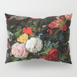 Still Life With Flowers By Jan Davidsz. de Heem Pillow Sham