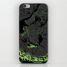 Return to Ashes iPhone & iPod Skin