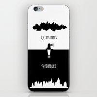 bioshock infinite iPhone & iPod Skins featuring BIOSHOCK by Vertigo