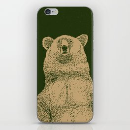 Kodiak Bear iPhone Skin