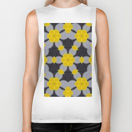 Chains in Yellow Biker Tank