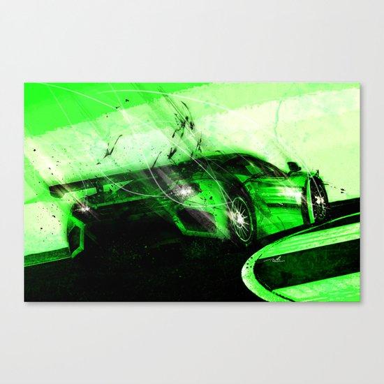 Dream Car #4 Canvas Print