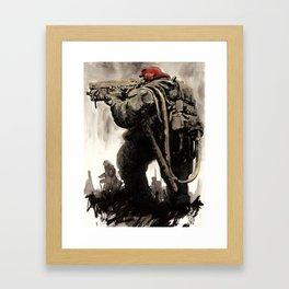 Grenadier Framed Art Print