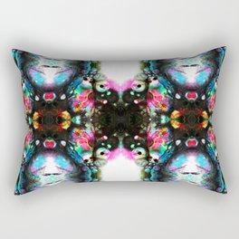 Ode To Kandinsky (Pattern 1) Rectangular Pillow