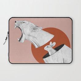 Lioness Bunny Laptop Sleeve