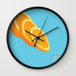 Trying Hard II Wall Clock