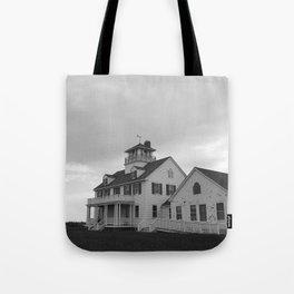 Coast Guard House Tote Bag