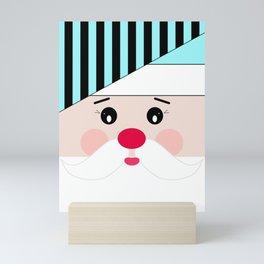 Santa Claus 3 Mini Art Print
