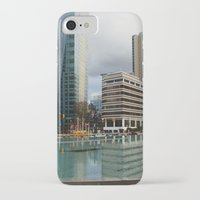 vancouver iPhone & iPod Cases featuring Vancouver by Chris Root