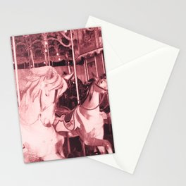 Burlington Carousel Stationery Cards