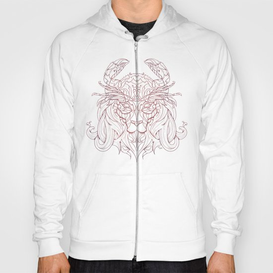Lion Crab Hoody