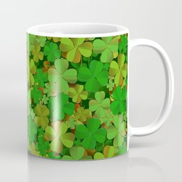 Lucky Clovers Coffee Mug