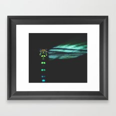 dragonfly Framed Art Print