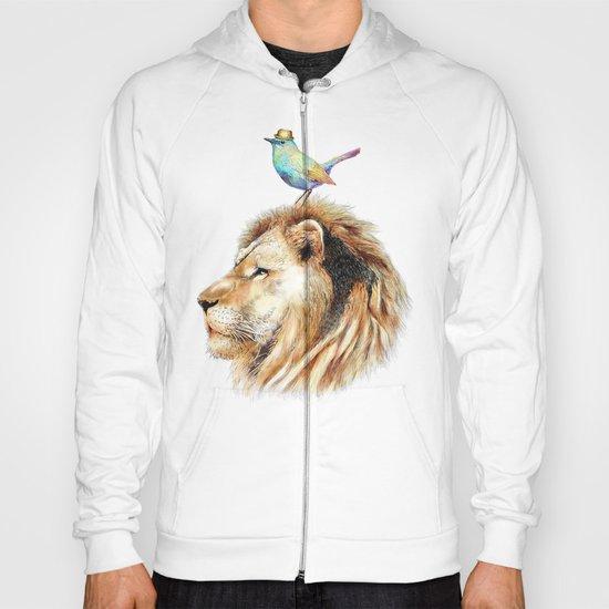 Lion&Bird Hoody