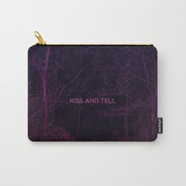 Kiss and Tell Carry-All Pouch